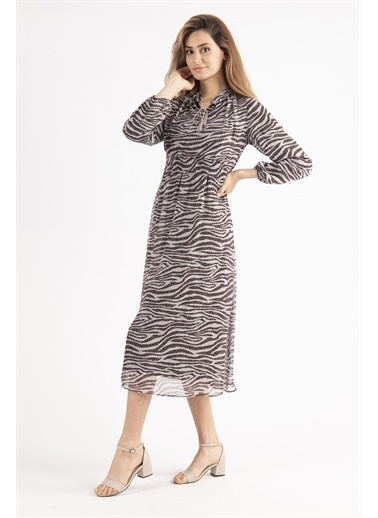 Belamore  Elbise Bej